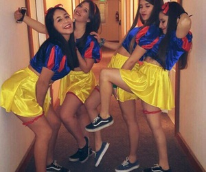 costume, snow white, and disfraz image