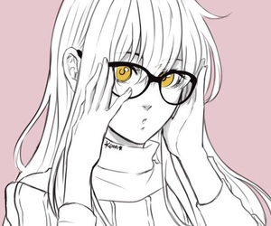anime, mystic messenger, and icon image