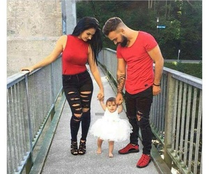 goals, black, and family image