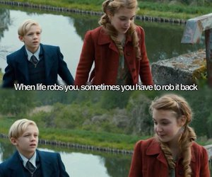 movie, the book thief, and liesel meminger image