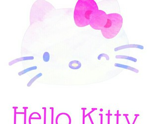 girly, hello kitty, and pink image