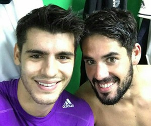 real madrid, sport, and football players image