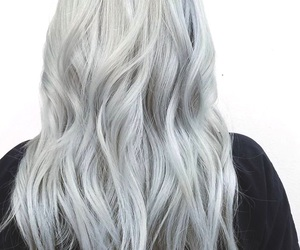 colored hair, hairstyle, and style image