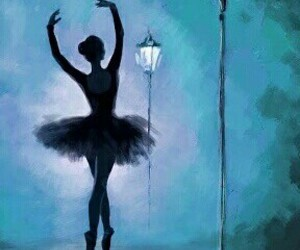 ballet, dance, and art image
