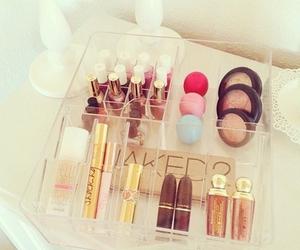 makeup, make up, and eos image