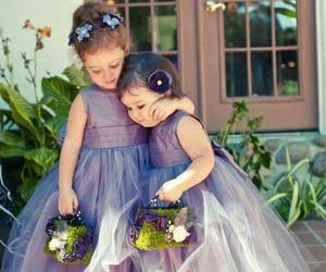 girls and kids image