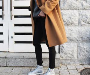 autumn, casual, and clothes image