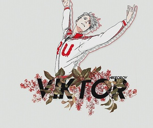 anime, yuri on ice, and yuri!!! on ice image