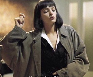 pulp fiction, music, and song image