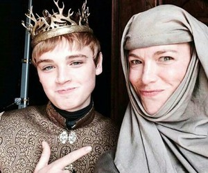 got, game of thrones, and tommen baratheon image