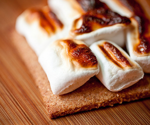 food, delicious, and marshmallow image