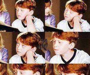 harry potter and rony weasley image