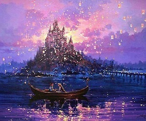 disney, art, and tangled image