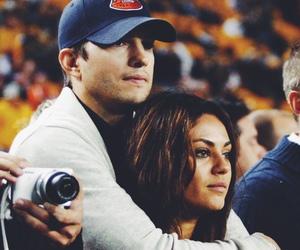 love, couple, and Mila Kunis image