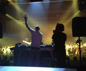 the hills and dj coone image