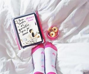 ibook, pink, and livro image