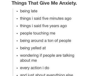 anxiety and yessss image