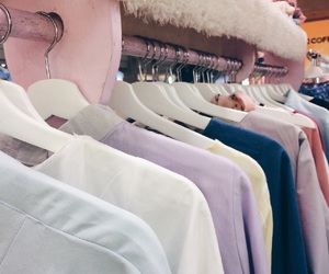 aesthetic, clothes, and pastel image
