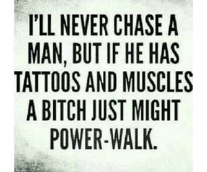 tattoo, muscles, and funny image