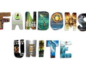 fandom, book, and divergent image