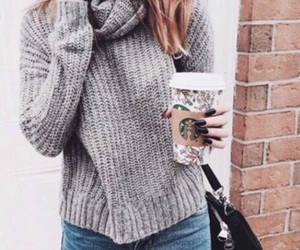 cozy, drink, and purse image