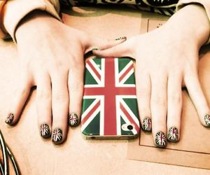 british, flag, and hipster image