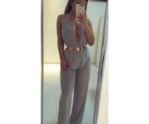 jumpsuit, photography, and luxury outfit image