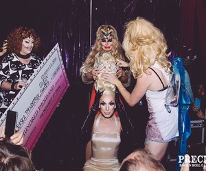 alaska thunderfuck, ru paul drag race, and trixie mattel image