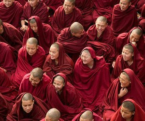 photography, buddism, and buddhists image
