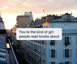 books, girls, and loveyourself image