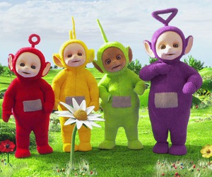 aesthetic, po, and teletubbies image