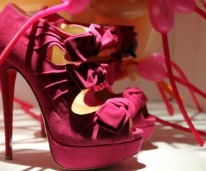 perfection, pink, and shoes image