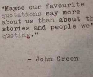 john green and quotes image
