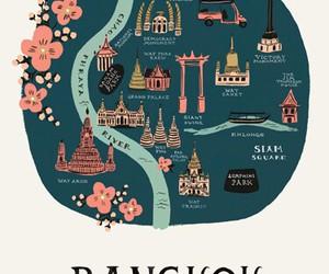travel and bangok image