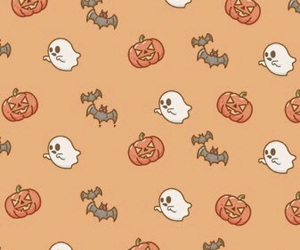 wallpaper, pumpkin, and background image