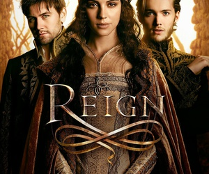 reign, mary, and bash image