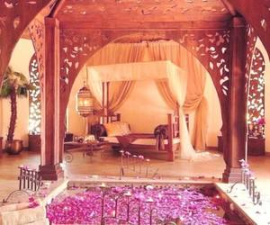 bath, oriental, and design image