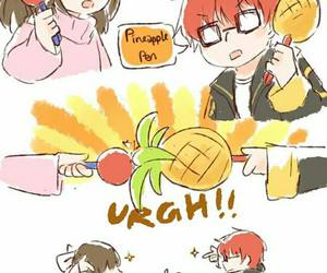 ppap, Mc, and 707 image