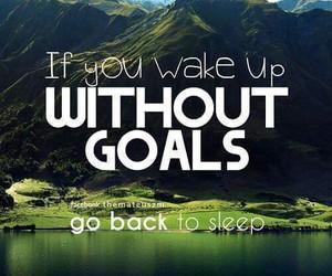 goals and motivation image