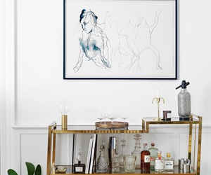 decor, art, and aesthetic image