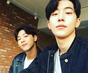 jisoo, nam joo hyuk, and korean image