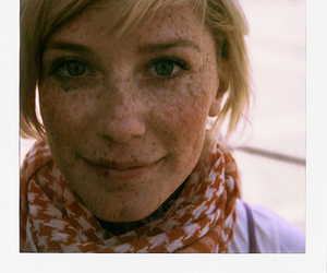 freckles, blond, and girl image