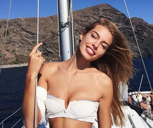 blonde, boat, and fabulous image