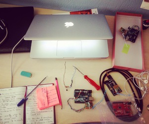 apple, arduino, and laptop image