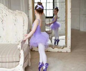 dance, girl, and classical image