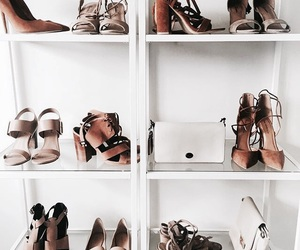 fashion, shoes, and colours image