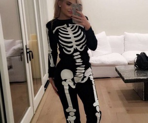 kylie jenner, Halloween, and kylie image
