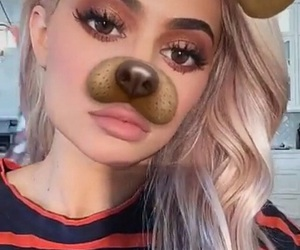 new, social, and kylie jenner image