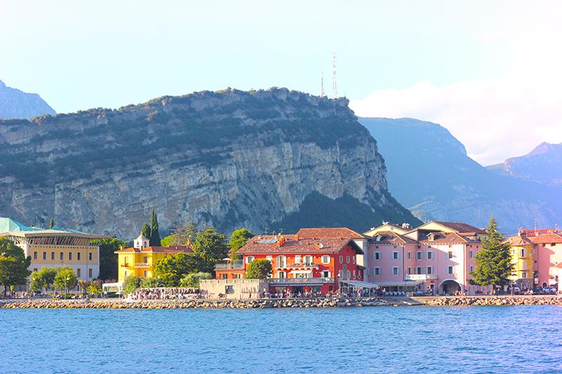 cores, italia, and lago di garda image