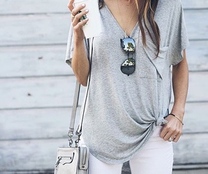 clothes, outfit, and sunglasses image